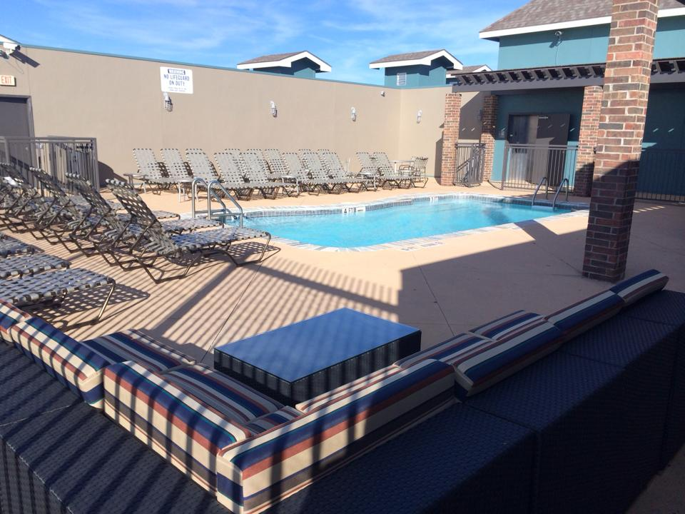 Pool at Listing #145148