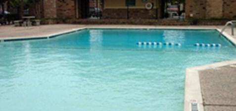 Pool at Listing #139797