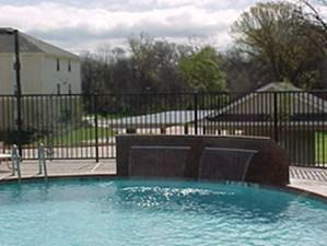Pool Area at Listing #138067