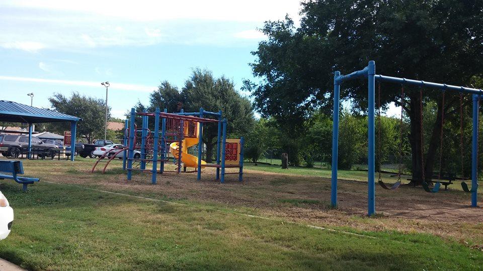 Playground at Listing #135725