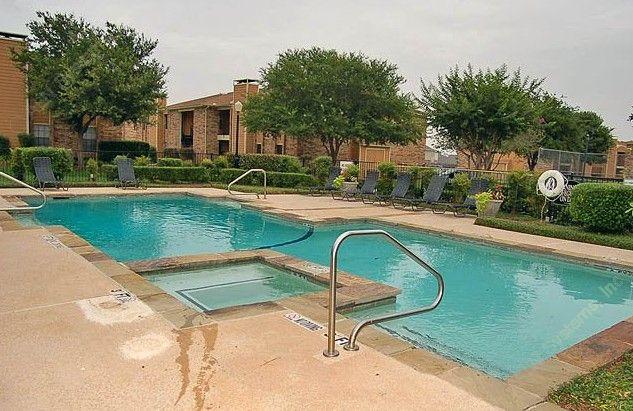 Pool at Listing #137195