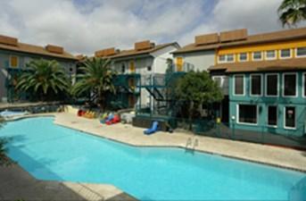 Pool at Listing #140283