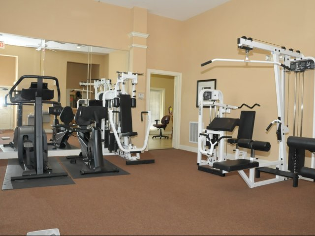 Fitness at Listing #144474