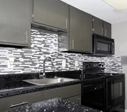 Kitchen at Listing #136361