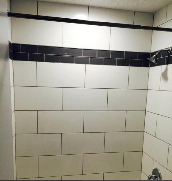 Bathroom at Listing #140349