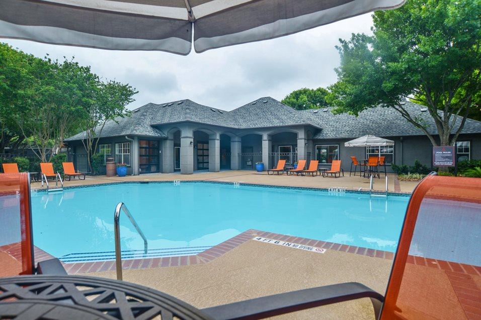 Pool at Listing #140152