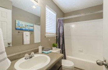 Bathroom at Listing #141138