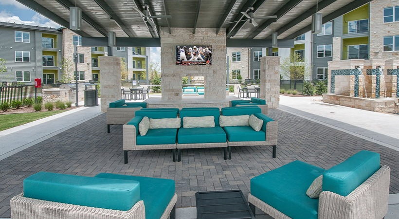 Lounge at Listing #286605