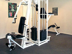 Fitness Center at Listing #136732