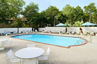 Pool at Listing #140211