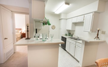 Kitchen at Listing #138243