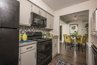 Kitchen at Listing #136994