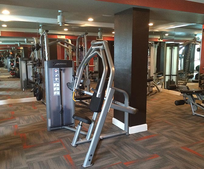 Fitness at Listing #140119