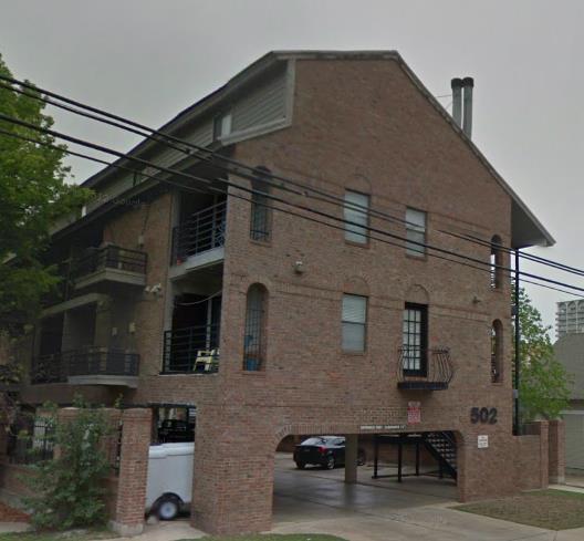 502 West 17th St Apartments Austin TX