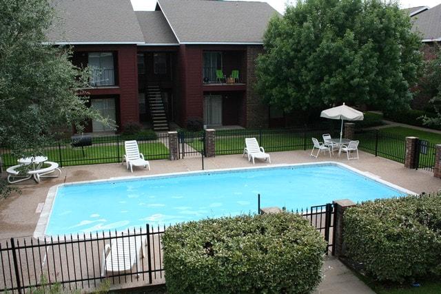 Pool at Listing #217336