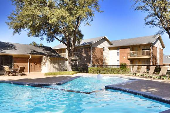 Pool at Listing #135876