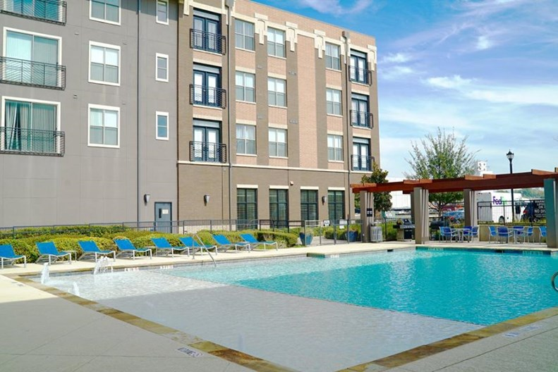 Olympus Boulevard Apartments