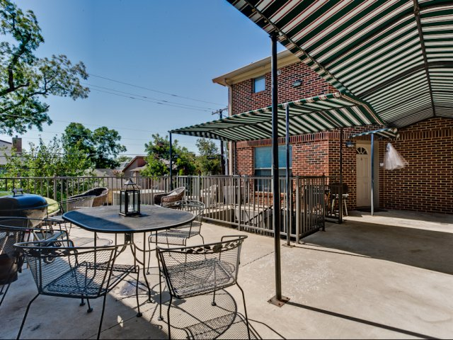 Picnic Area at Listing #229571
