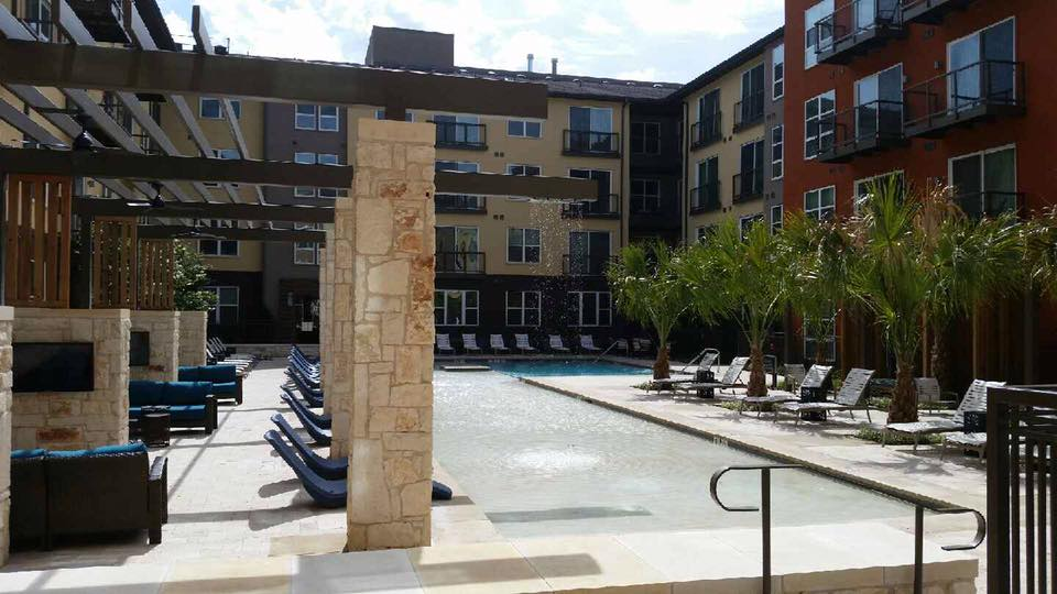 Pool at Listing #301218