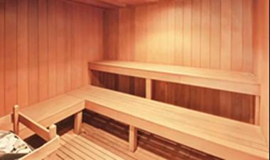 Sauna at Listing #141378