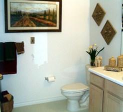 Bathroom at Listing #144133