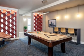 Gameroom at Listing #281455