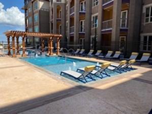Pool at Listing #301221