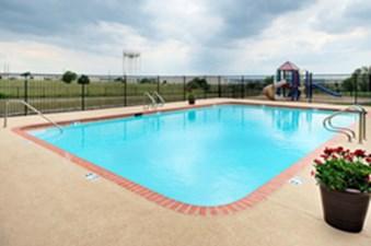Pool at Listing #140672