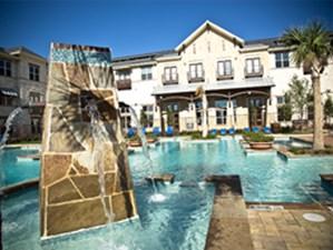 Pool at Listing #242194