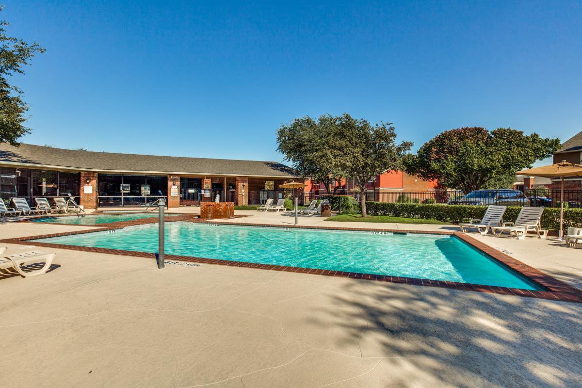 Pool at Listing #137062