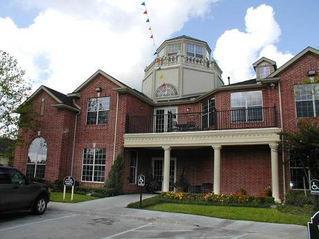 Villas in the Pines Apartments Houston, TX
