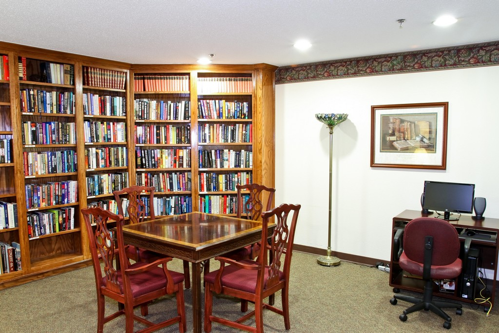 Library at Listing #224481