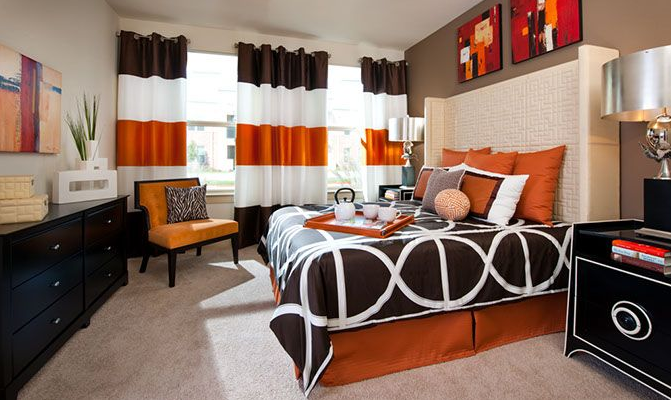 Bedroom at Listing #154534