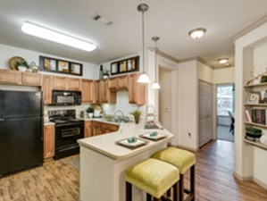 Kitchen at Listing #144651