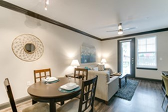 Living/Dining at Listing #138978