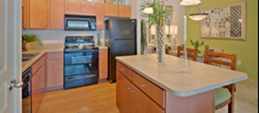 Kitchen at Listing #144653