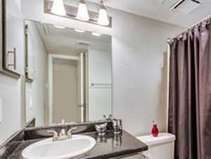 Bathroom at Listing #137057