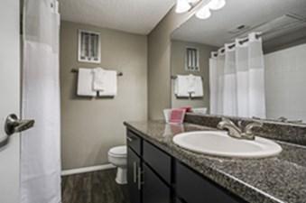 Bathroom at Listing #136315