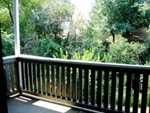 Patio at Listing #136249