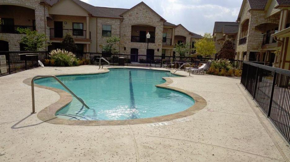 Pool at Listing #236576