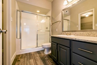 Bathroom at Listing #141370
