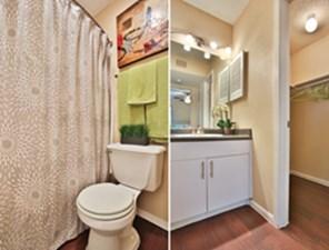 Bathroom at Listing #140973