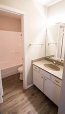 Bathroom at Listing #140391