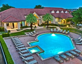 Pool at Listing #135710