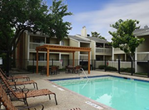 Pool at Listing #138949
