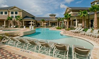 Pool at Listing #145762