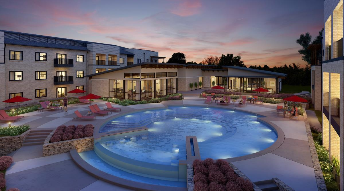Broadstone Lake Ridge Apartments Lewisville, TX