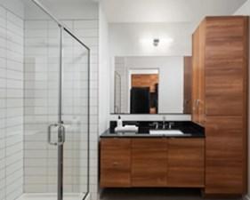 Bathroom at Listing #282408