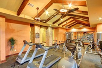 Fitness Center at Listing #151479