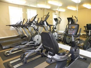 Fitness Center at Listing #137101